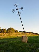 La croix de pèlerinage