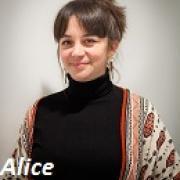 Portrait Alice Barthelemy
