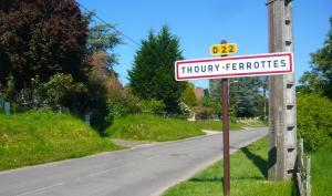 Commune Thoury-ferrottes