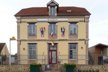 Mairie de Thoury-Ferrottes